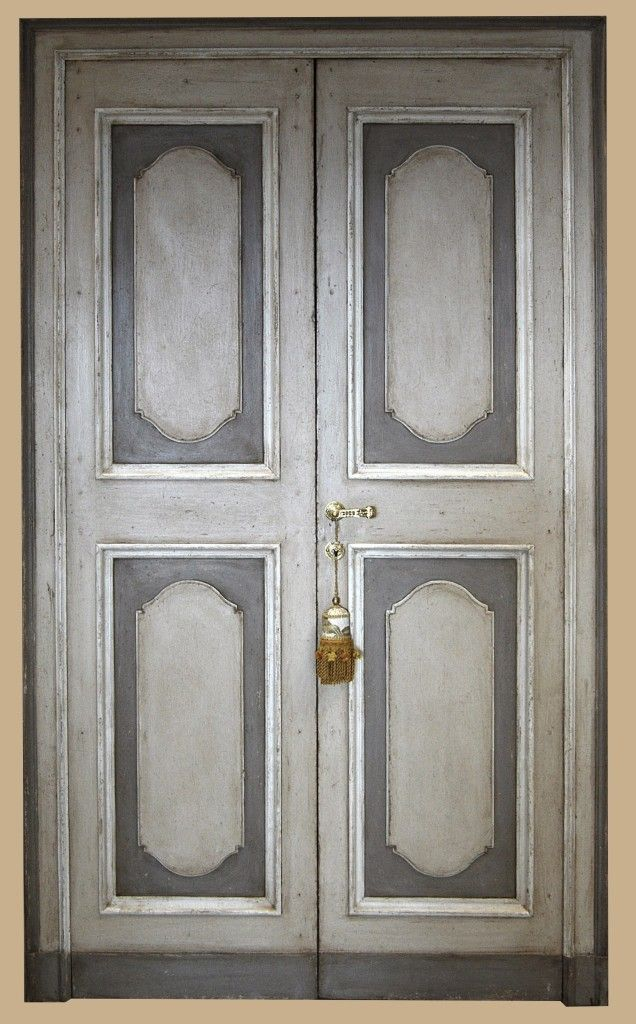 Oltre 25 fantastiche idee su porte dipinte su pinterest - Idee porte interne ...