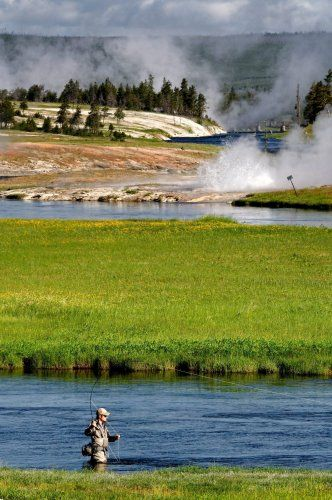 Fly Fishing near Yellowstone at Orvis endorsed Lone Mountain Ranch in Big Sky | Lone Mountain Ranch