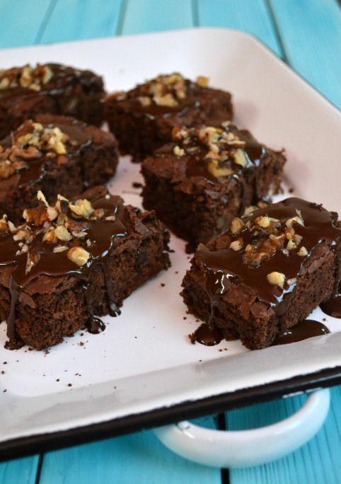 Walnut-Brownies