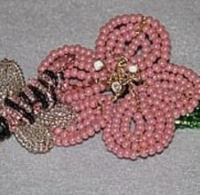 How to Make French Beaded Flowers
