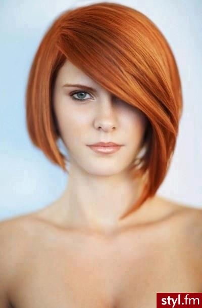 love this asymmetrical bob