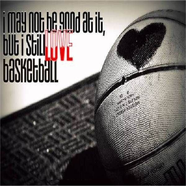 Love And Basketball Quotes Basketball Pinterest