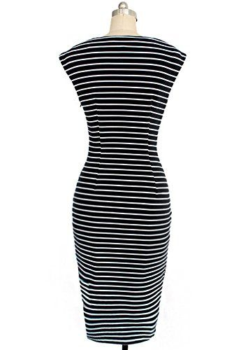 Sleeveless Wear To Work Bodycon Party Dresses | Relaxbuddy Online Shopping