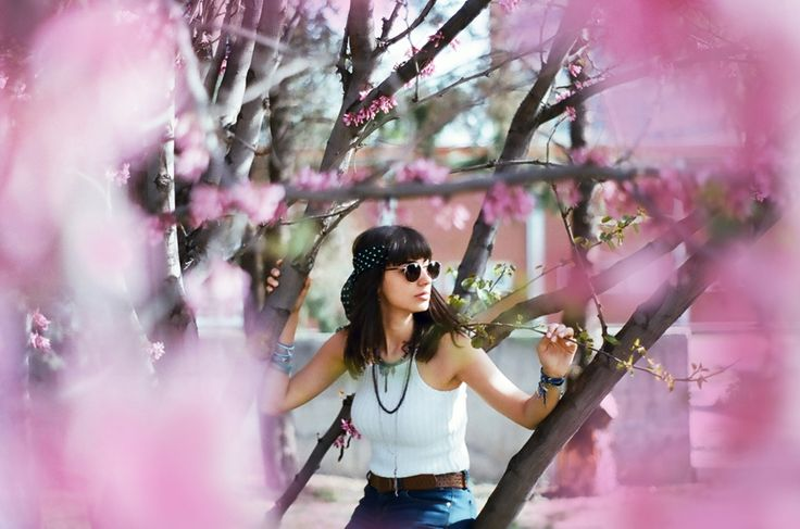 hippie blossom on Behance