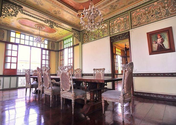 Philippine Ancestral House StylesArchitecture Interior DesignPhilippinesColonialLiving Spaces