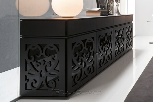 love it home sweet home pinterest moroccan decor consoles and credenza. Black Bedroom Furniture Sets. Home Design Ideas