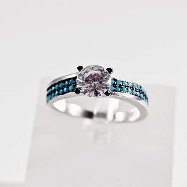 NEW & FAB #turquoise #rings #jewelry #engagement #logodna #inele #bijuterii