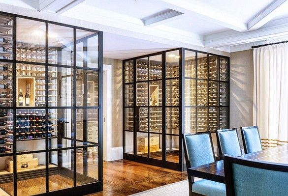 Wine Storage Ideas // The Best Storage Ideas For Every Room in the House