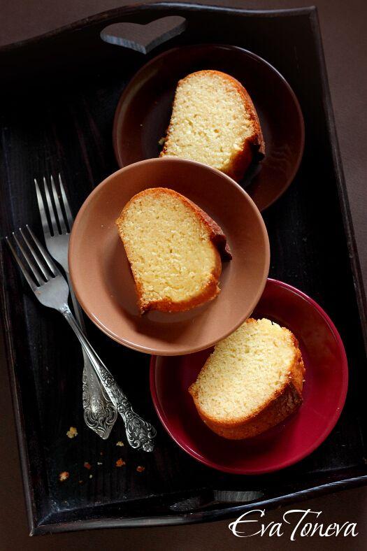 cakes tarts forward torta de la almendra bundt almond bundt cake ...