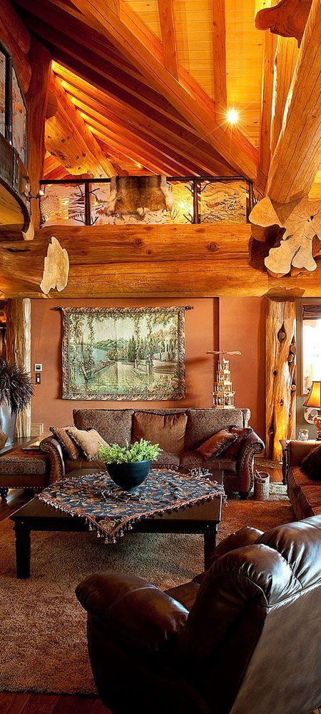 32 Amazing Examples of Cabin Decor