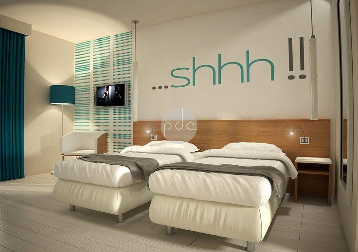 Pi di 25 fantastiche idee su camere d 39 albergo su for Camere albergo design