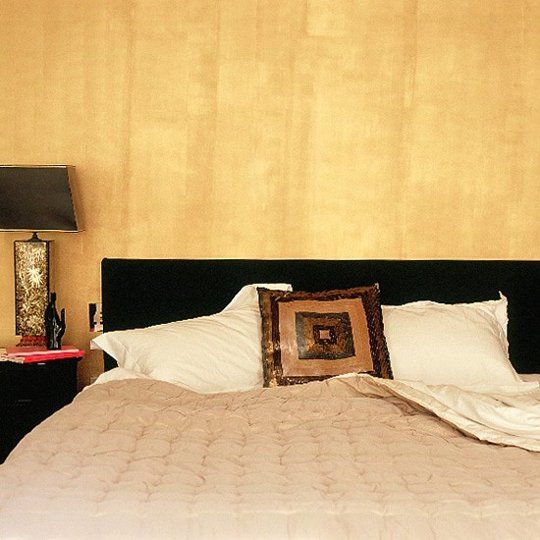 Paint Color Portfolio: Gold Bedrooms