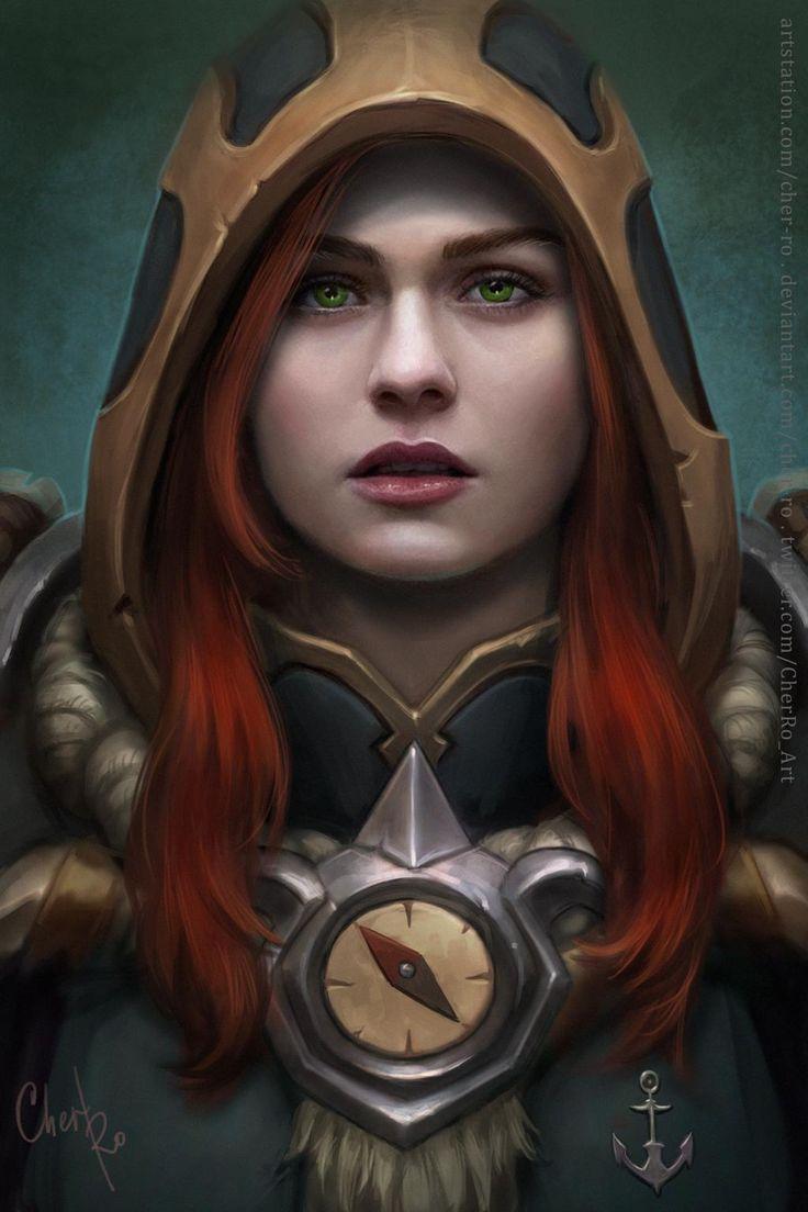 ashleycherro on deviantart  fantasy concept art