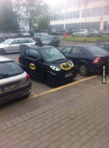 So My Wife Drives A Batmobile