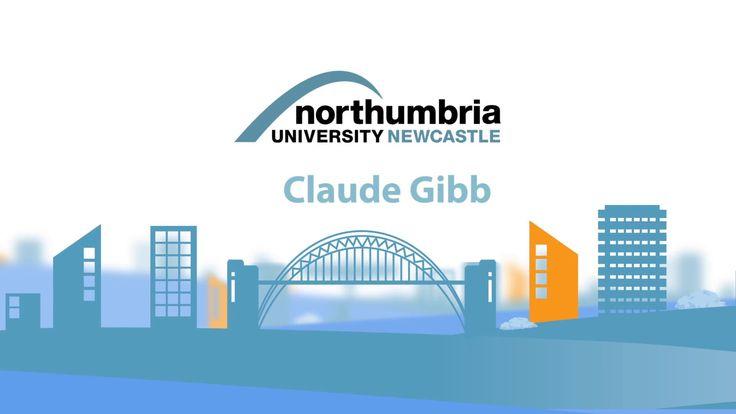 Northumbria University - Claude Gibb