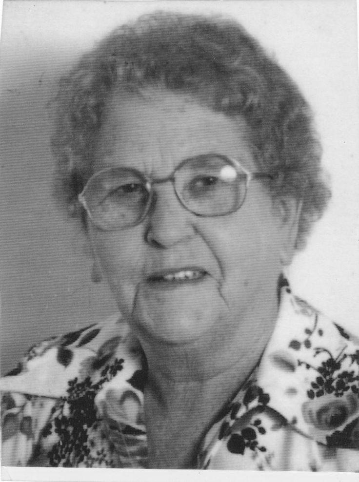 Doris May Croucher