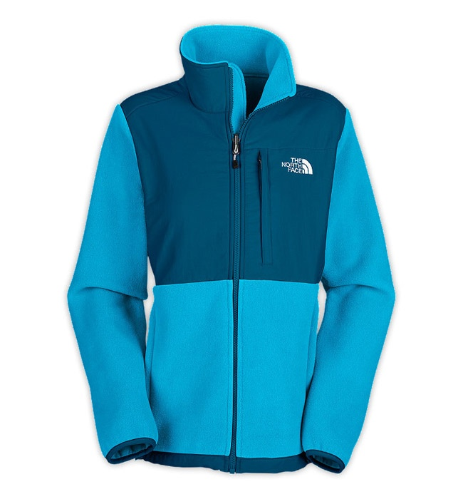 chirstmas gift discount North Face Denali jacket For Women Acoustic Blue on  sale