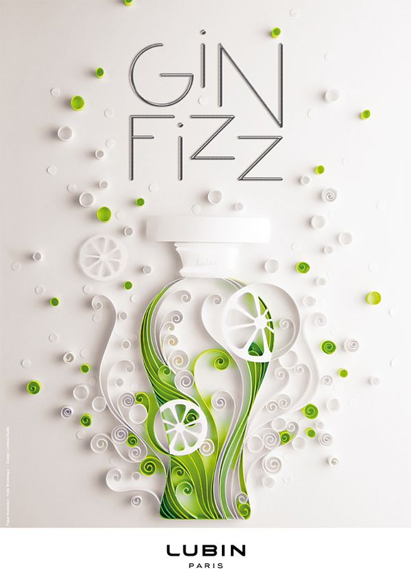 (This is why I'm going to begin learning paper quilling - to make something cool like this-Angela Perez!).  Yulia Brodskaya's Paper Craft | Trendland: Fashion Blog & Trend Magazine