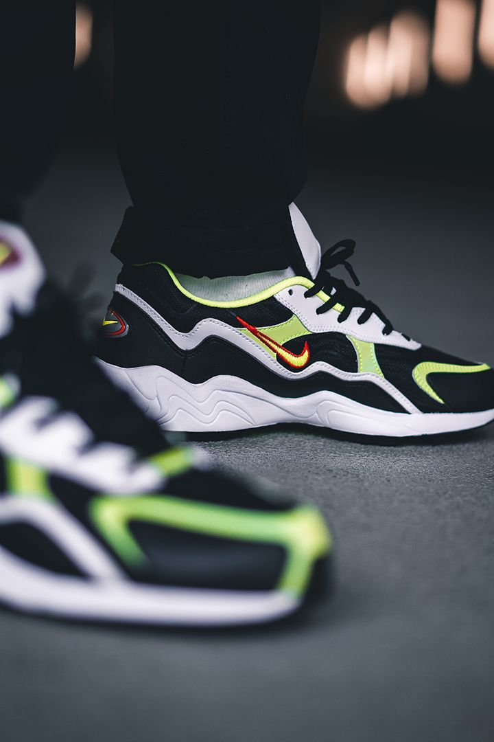 Nike Air Zoom Alpha (black white yellow) BQ8800 003