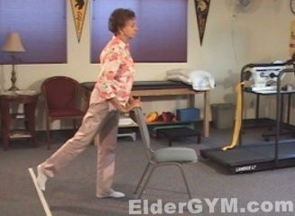 Hip Joint Exercises that is Safe, Simple And Effective For Older Adults And The Elderly.