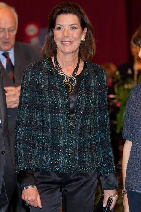 Princess Caroline of Monaco's best fashion moments                                                                                                                                                                                 More