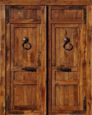 M s de 25 ideas fant sticas sobre puertas principales de for Esquineras de pared