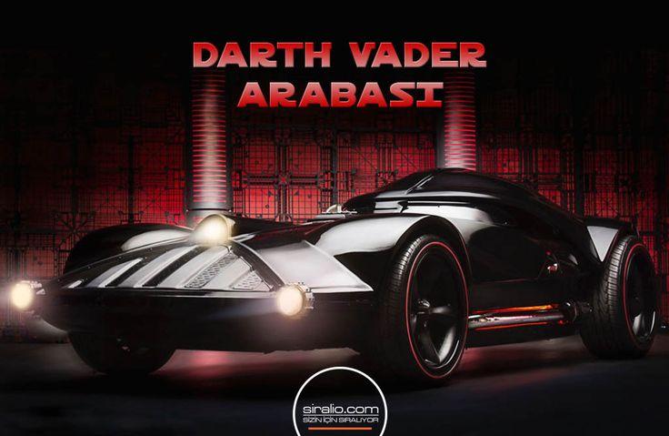 DARTH VADER ARABASI | siralio.com