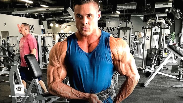 Biceps & Triceps Workout for Bigger Arms + Q&A | Logan Franklin #gym #crossfit #crossfiter #bigmuscles #crossfitter #trainhard #fitnesslife #fit #healthychoices