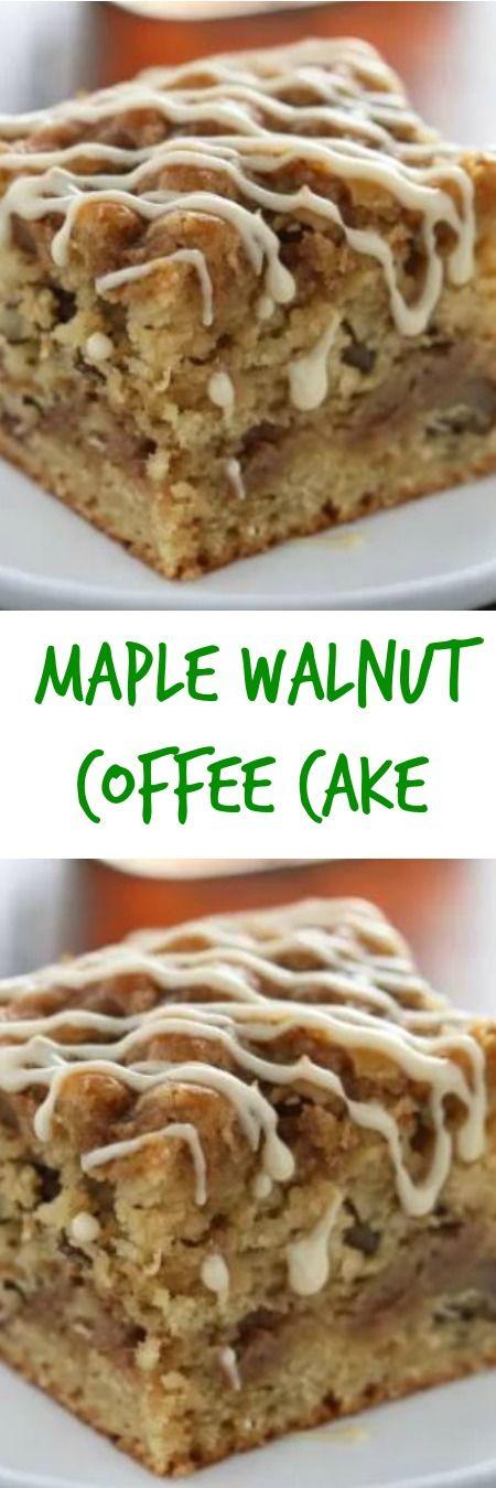 Coffee Cake Glaze Without Powdered Sugar