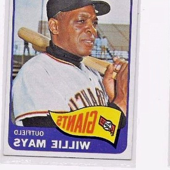 Find great deals for 1965 Topps Willie Mays  250 Baseball Card. Shop with confidence. item 2 - 1965 TOPPS  250 WILLIE MAYS NICE CARD! $18.50 Buy It. 1965 Topps  250 Willie Mays San Francisco Giants Baseball Card Vg Nice No Crease. 1965 Topps Willie Mays  250 PSA 2.5 Baseball Card HOF. 1965 Topps Baseball  250 Willie Mays San Francisco Giants Psa 3 Vg Very Good. #BaseballCards #baseballcard #Baseball #Cards #Sports #Deals #Collectibles #gifts
