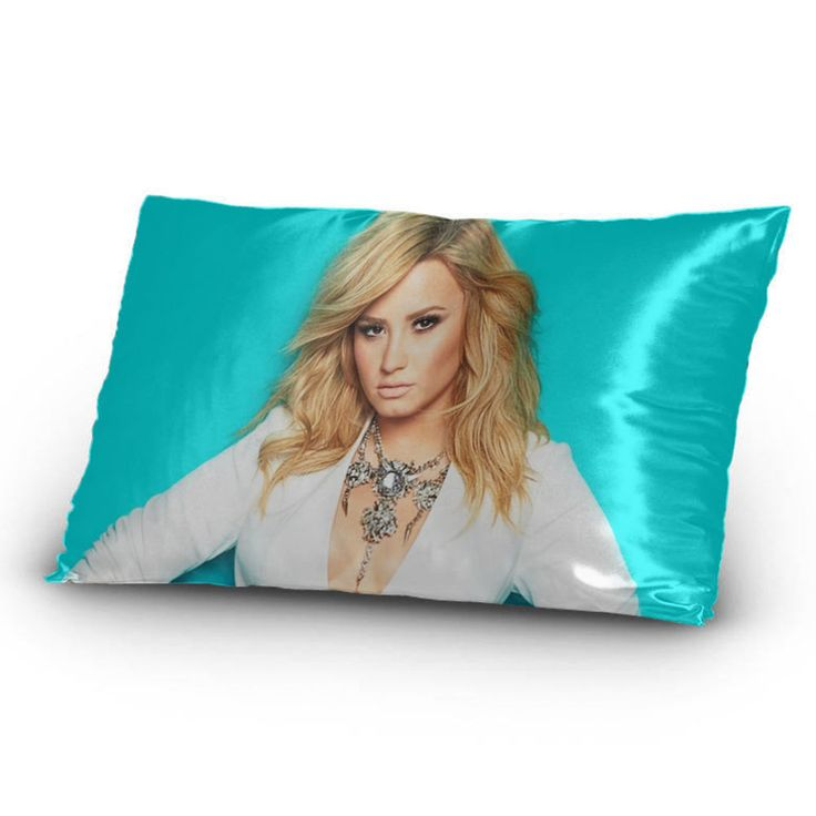 "Demi Lovato Custom Pillow Case 20"" x 30"" One Side"