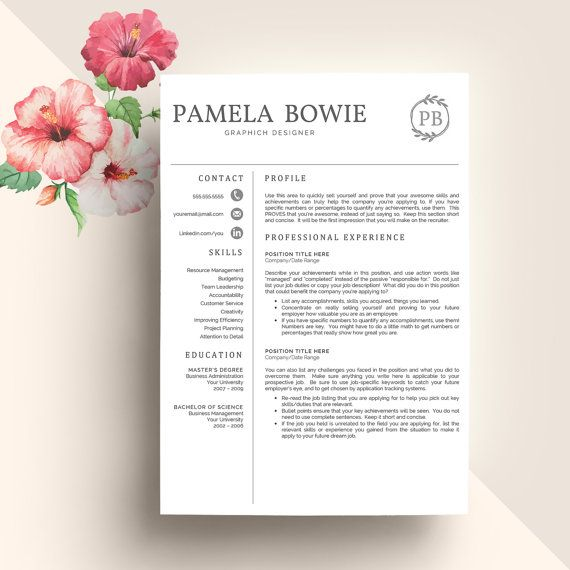 Best Resume Images On   Creative Curriculum Resume