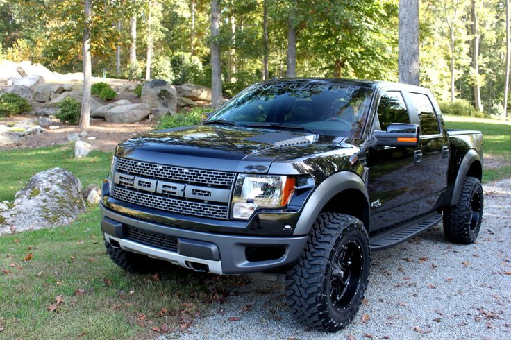 2012 Roush Raptor with 20x10's | Ford Raptor Forum