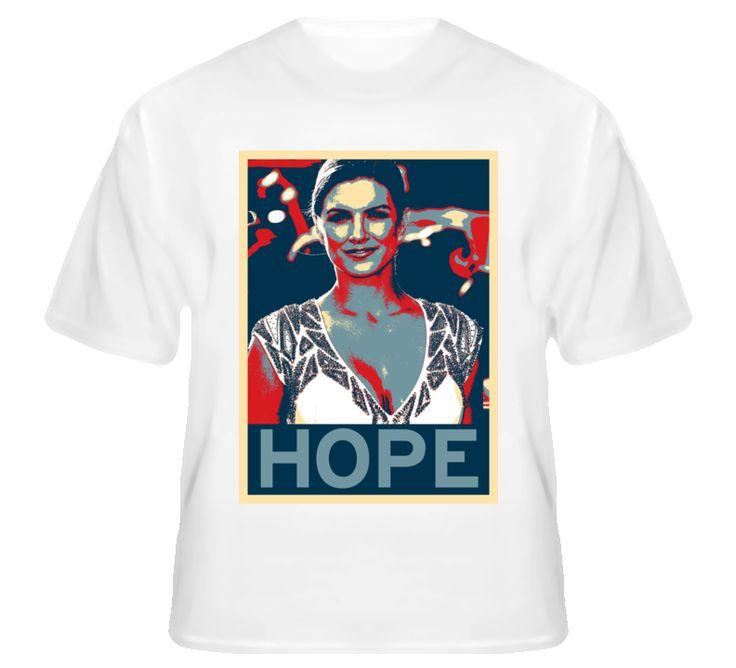 Gina Carano Martial Arts HOPE T Shirt