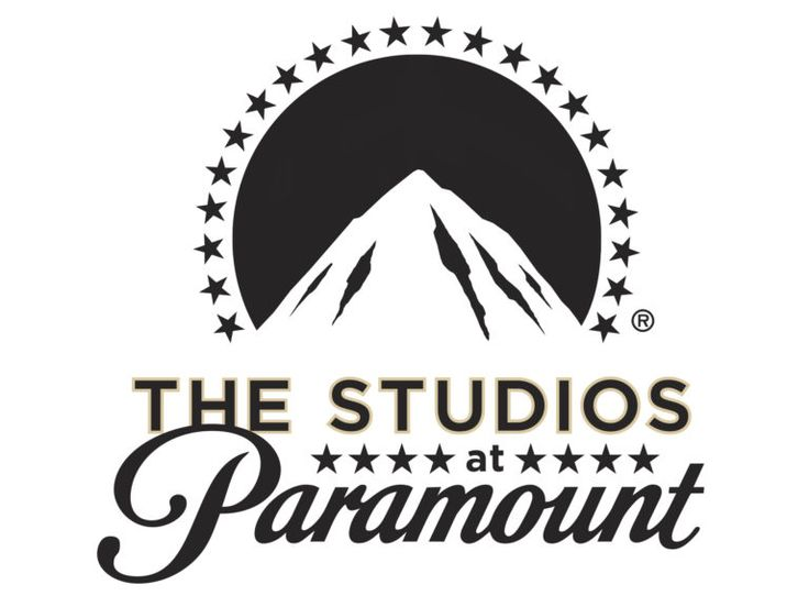 Color Paramount Pictures Logo