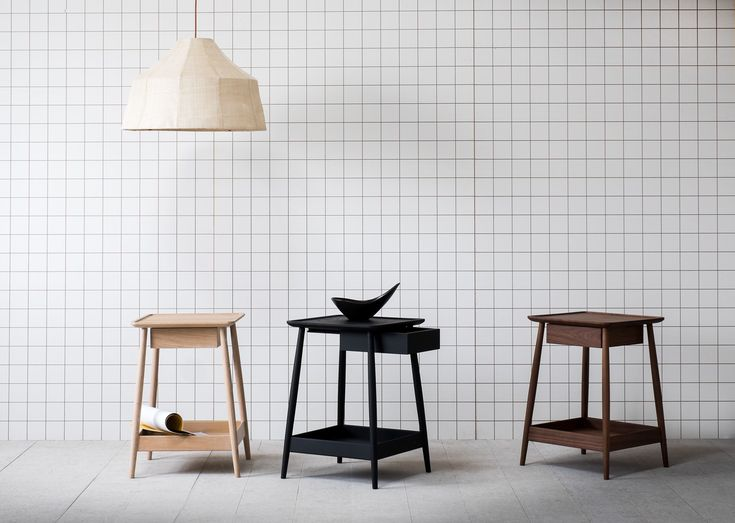 Black Modern Bedside Table: 1000+ Images About Contemporary Side Tables On Pinterest