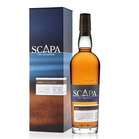 Chivas Brothers has expanded its single malt Scapa Scotch whisky range with the launch of Scapa Glansa – the first peated expression from the distillery