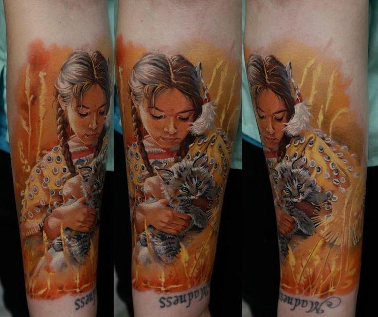 Jeobox – This Ukrainian Tattoo Artist Makes The Most Lifelike Tattoos You'll EverSee