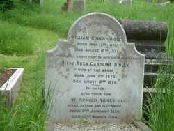 Arnold Ridley Burial: Bath Abbey * Bath Bath and North East Somerset Unitary Authority Somerset, England