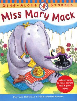 miss mary mack