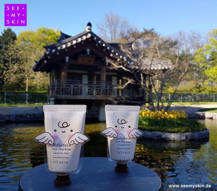 Für einen natürlichen Glow! Die *Babyface One-step Base (Lavender Pink)* von IT'S SKIN mit der innovativen 3 in 1-Formel setzt sich zusammen aus Make-up Base, Primer und UV-Schutz (LSF 15). Zum Produkt: https://www.seemyskin.de/make-up/ #seemyskin #itsskin #itsskindeutschland #itsskinofficial #koreanischeKosmetik #asiatischeKosmetik #MakeupBase #Primer #Sonnenschutz #Makeup #Kbeauty #koreanbeauty #glow #koreancosmetics #kosmetik #beauty #beautytrends #neu #kbeautyblogger #beautyblogger