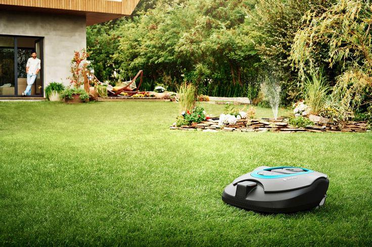 Robotgressklippere: Du trenger ikke klippe gressplenen din selv - Byggmakker+