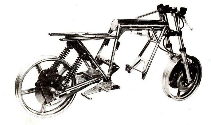 Moto Martin Race Frame