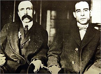 Sacco and Vanzetti - Wikipedia