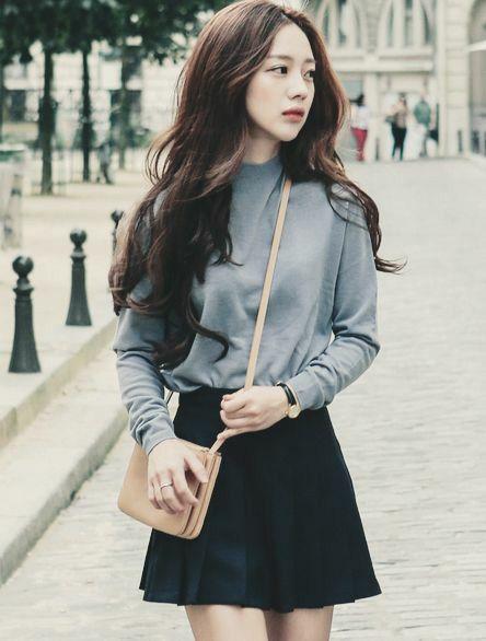 Park Seul | Korean Fashion | Ulzzang | Street Style