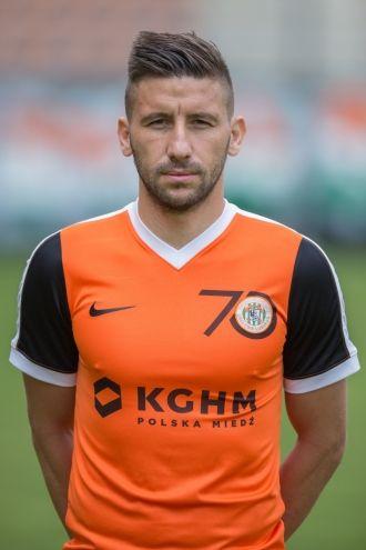 Aleksandar Todorovski | Oficjalna witryna Zagłębia Lubin