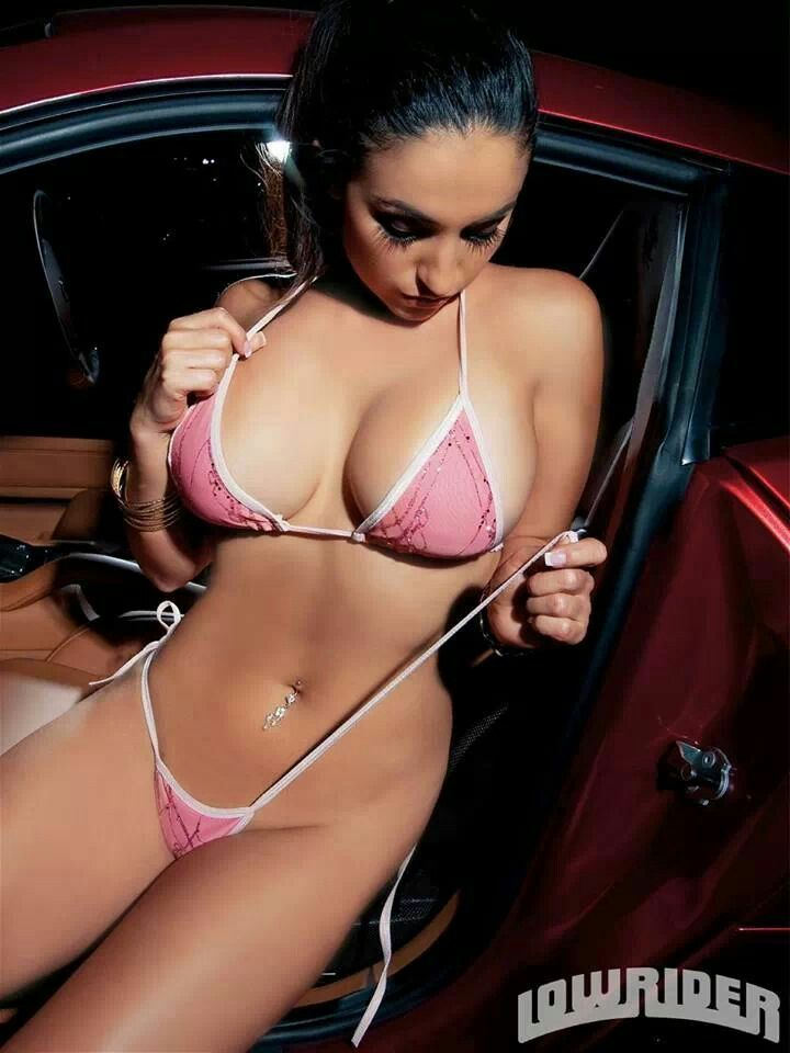 Something Hot lowrider nude girls