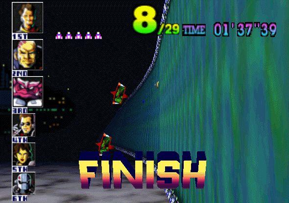 F-Zero X (Nintendo - N64 - 1998)