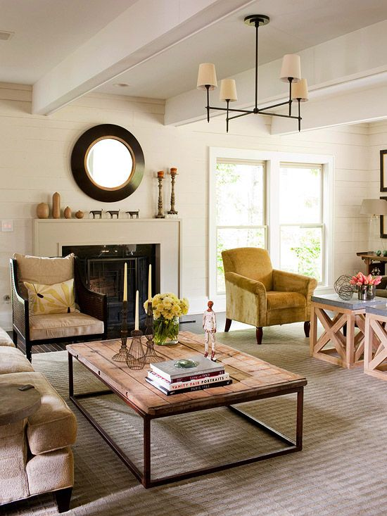 Fireplace Styles and Design Ideas - Interior Home Design Details :  http://www