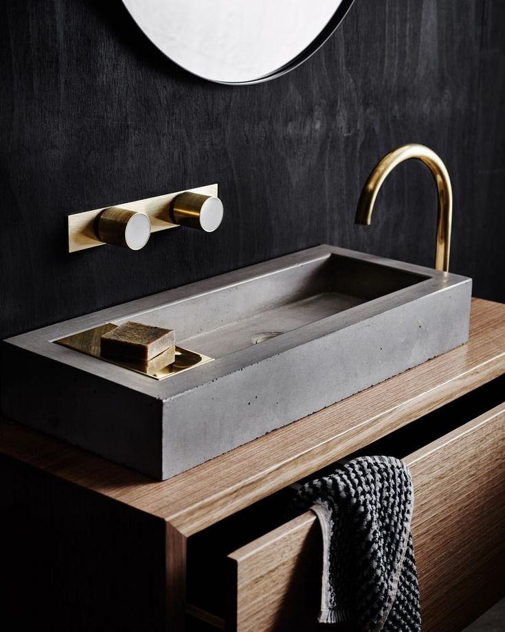 """1,686 mentions J'aime, 12 commentaires - """"Be Fearful of Mediocrity."""" (@yellowtrace) sur Instagram : """"@woodmelbourne has launched their latest collection of inspired tapware, basins & bathroom…"""""""